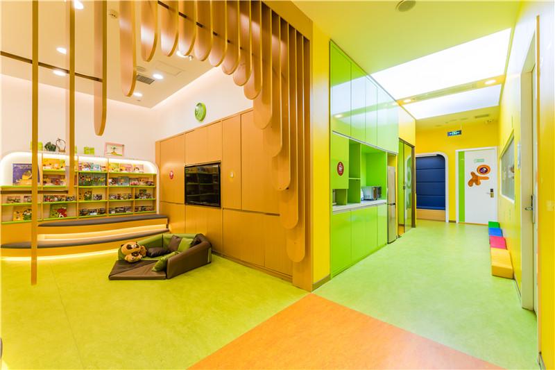 早教中心运动教室