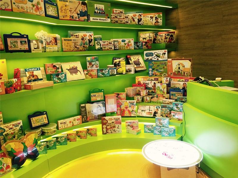 国际化的进口教玩具
