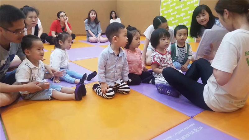 通过儿童业态为早教中心引流