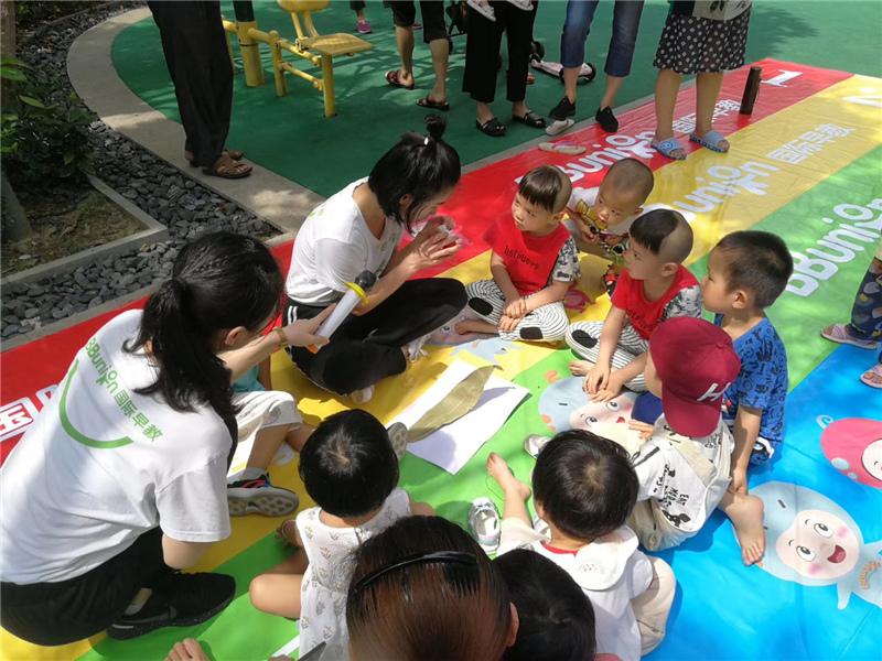 成熟的早教加盟带来的良好效益