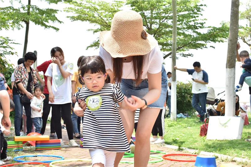 幼儿教育机构户外活动