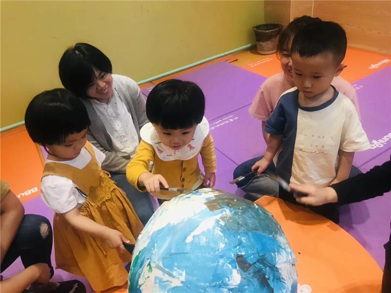 幼儿早教加盟市场的优势
