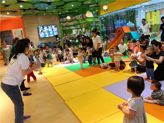商场里面哪些地方适合开早教中心