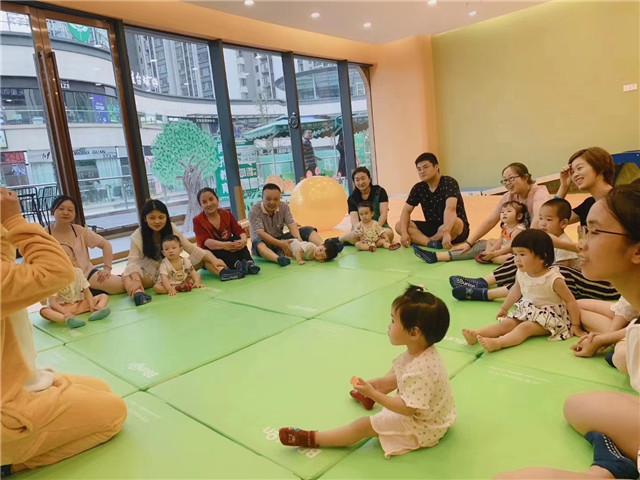 儿童早教机构的课堂方式