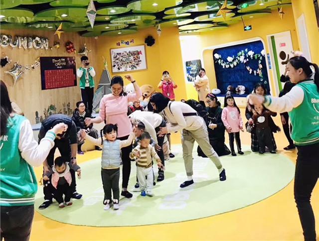 县城成功运营的早教中心