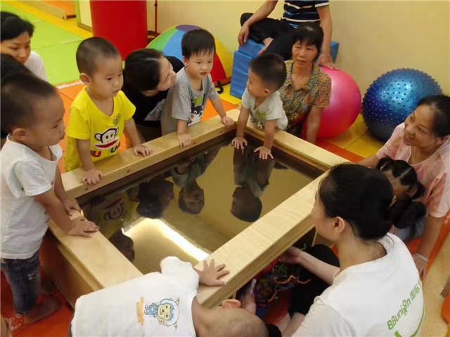 体验早教中心课程