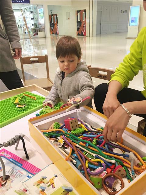 早教课程能给孩子提供的价值