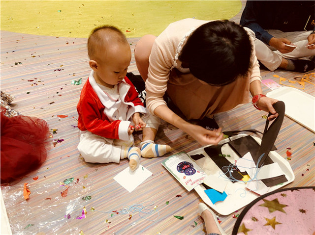 宝妈非常适合做早教加盟项目