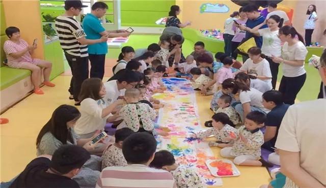 幼儿园亲子活动