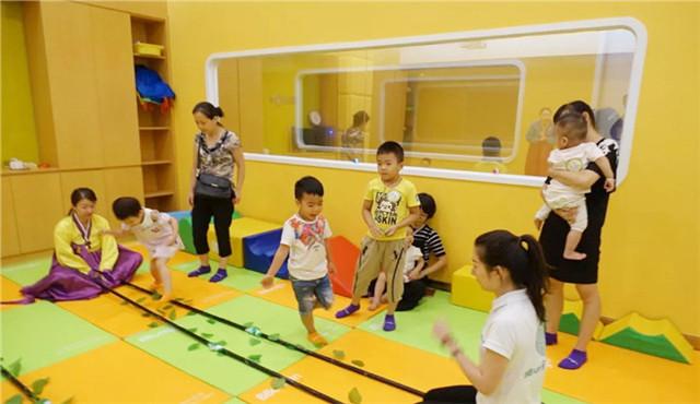 高端早教中心的内部环境