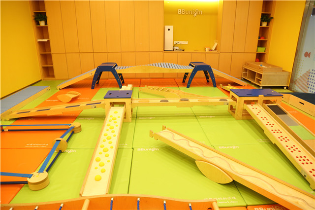 早教中心的教玩具设备