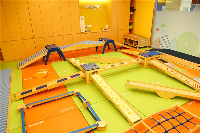 早教中心教室玩具配置