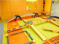 早教中心的配置和幼儿园是不是差不多?