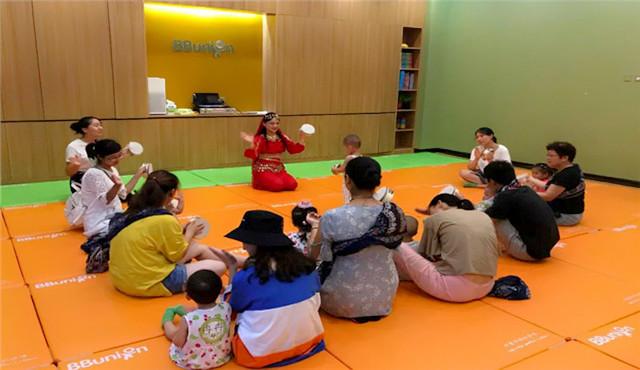 具备民族文化特色的早教体系