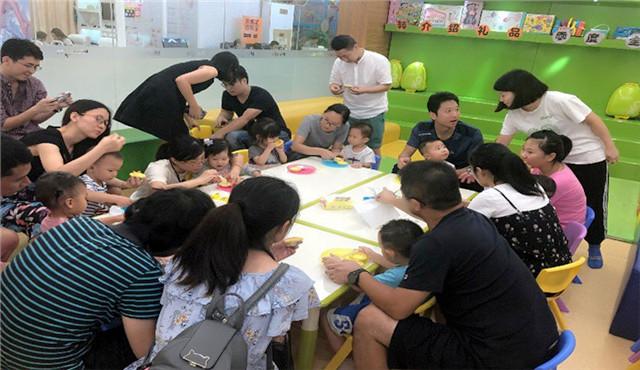 成熟的早教中心