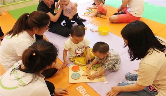 早教行业越来越受欢迎