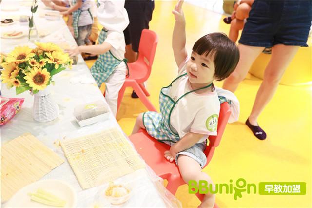 优质管理模式的幼儿早教中心